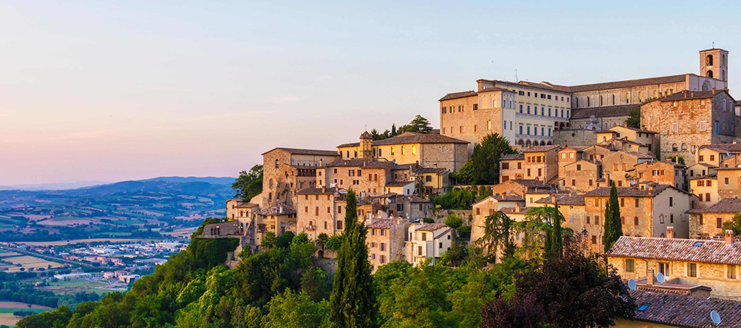 Umbria Region, home of chocolate and gastronomic specialties