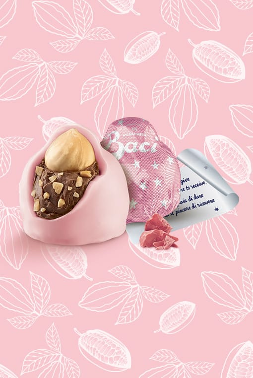 Baci Perugina Ruby Cocoa Limited Edition
