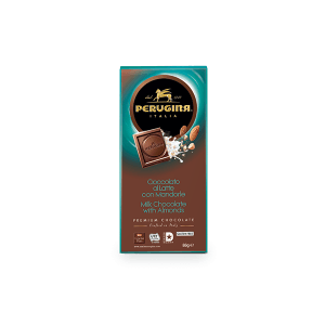 Perugina Milk Chocolate with Almonds