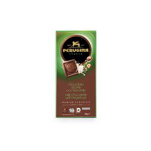 Perugina Milk Chocolate with Hazelnuts