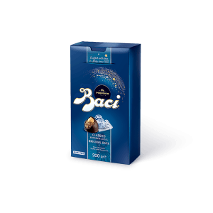 Box of Baci Perugina Bijou original dark