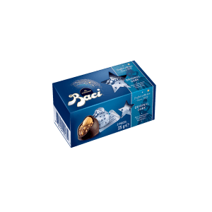 Box of 2 baci perugina original dark