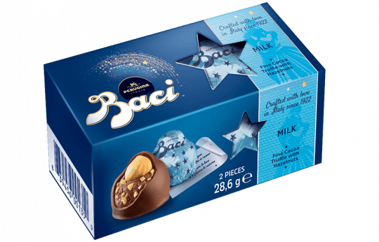 Baci Perugina Milk Stick with 2 pieces