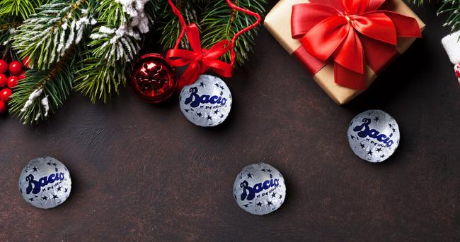 Celebrate Christmas with Baci Perugina