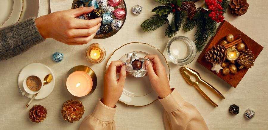 Experience Christmas with Baci® Perugina®