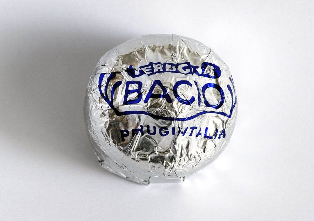 Baci Perugina old wrapper