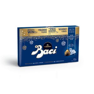 Christmas Special Box Baci Perugina Dark Chocolate