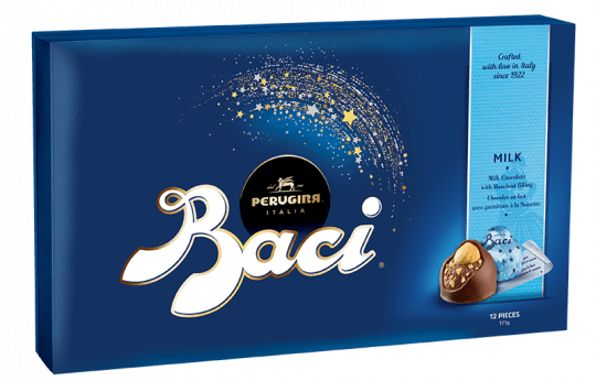 Baci Perugina Milk Box