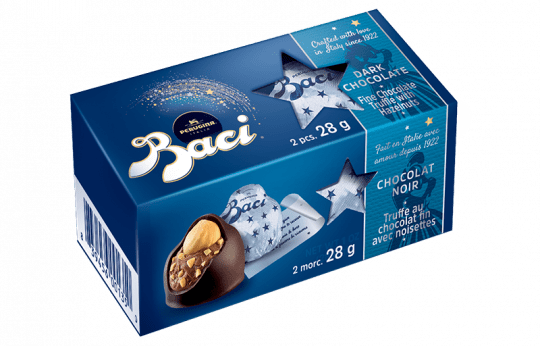 Baci Perugina Original Dark Stick with 2 pieces