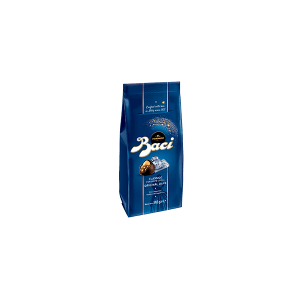 Bag of Baci Perugina original dark