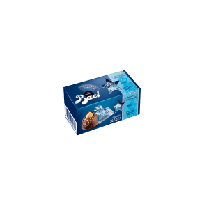 Box of 2 baci perugina with milk chocolate