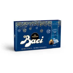 Baci Original Dark Christmas Edition 12 Pieces Box