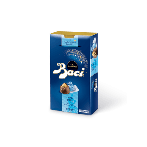 Box of Baci Perugina Bijou with milk chocolate