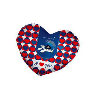 Baci Perugina Cuscino Cuore Iconic Collection San Valentino Cioccolatini