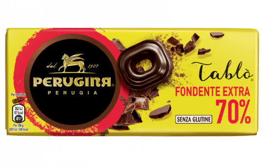 Detalhe Tablete Chocolate Extra Negro 70%